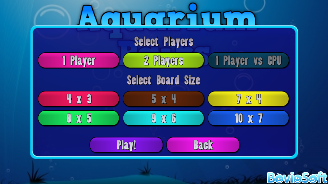 Aquarium Pairs- screenshot