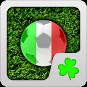 Soccer ITA GO Launcher Theme