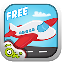 Control Air Flight-Jet Parking icon
