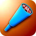 Free Flashy Kaleidoscope LWP icon