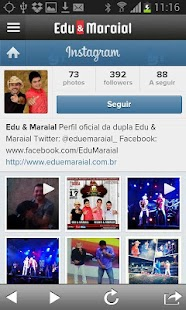 Edu e Maraial- screenshot thumbnail