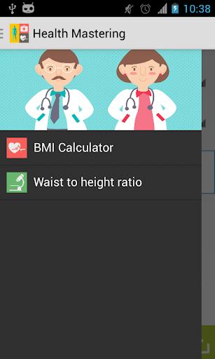Matering Health BMI WHtR