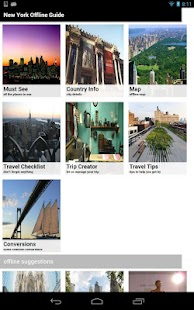 New York Offline Travel Guide - screenshot thumbnail