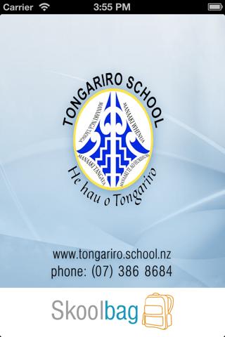 Tongariro School NZ