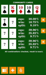 Poker Calculator- screenshot thumbnail