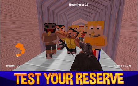 King Of Blocks Fist Tournament C-1 screenshot 55134