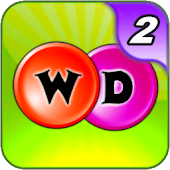 Word Drop : Word bookworm game