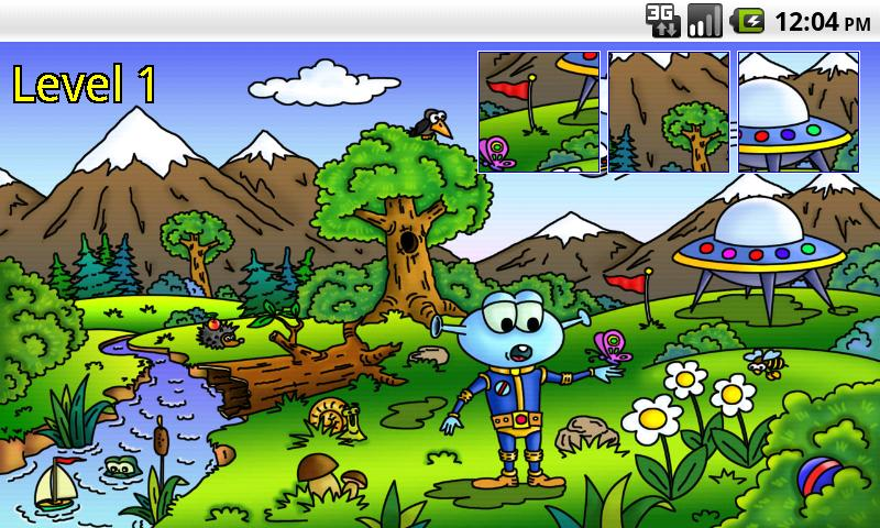 Find It Lite for kids- screenshot