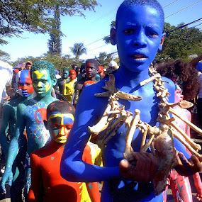 La Vega La Vega by Christopher Charlton - People Fine Art ( color, festival, travel, culture, , Africa, Safari )