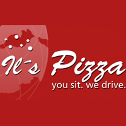 Il's Pizza 商業 LOGO-阿達玩APP