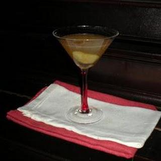 Brown Lady Drink.