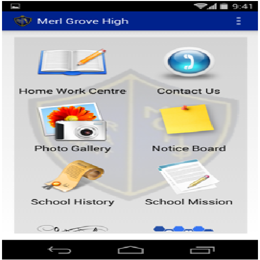 Merl Grove High School 教育 App LOGO-APP試玩