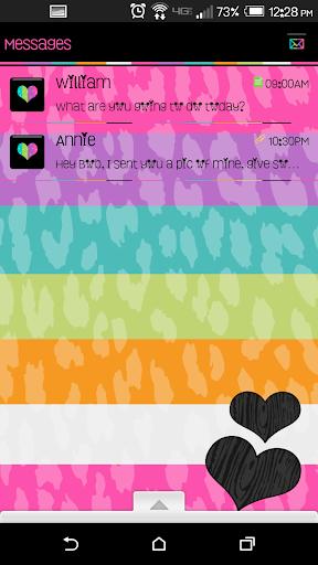 Forever Girly SMS