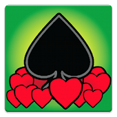 Hearts Free - Card Game