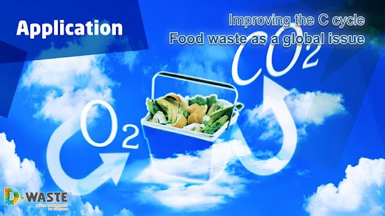 Food waste and carbon cycle- screenshot thumbnail