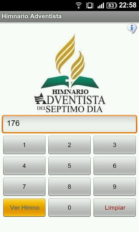 Himnario Adventista- screenshot