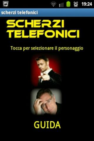 Scherzi telefonici - screenshot