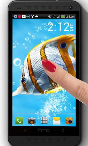 Fish Tales Underwater Best LWP