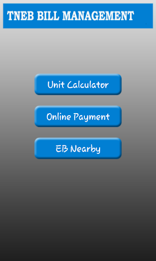 TNEB-Bill Payment