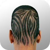 Men Hairstyle Tattoo