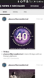 Phases of the Moon Festival- screenshot thumbnail