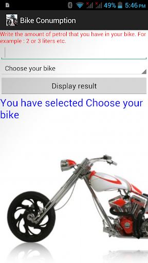 Bike Consumption