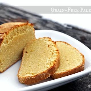 Rustic Grain-Free Paleo Bread