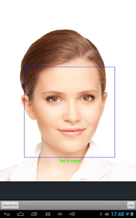 Luxand Face Recognition- screenshot thumbnail