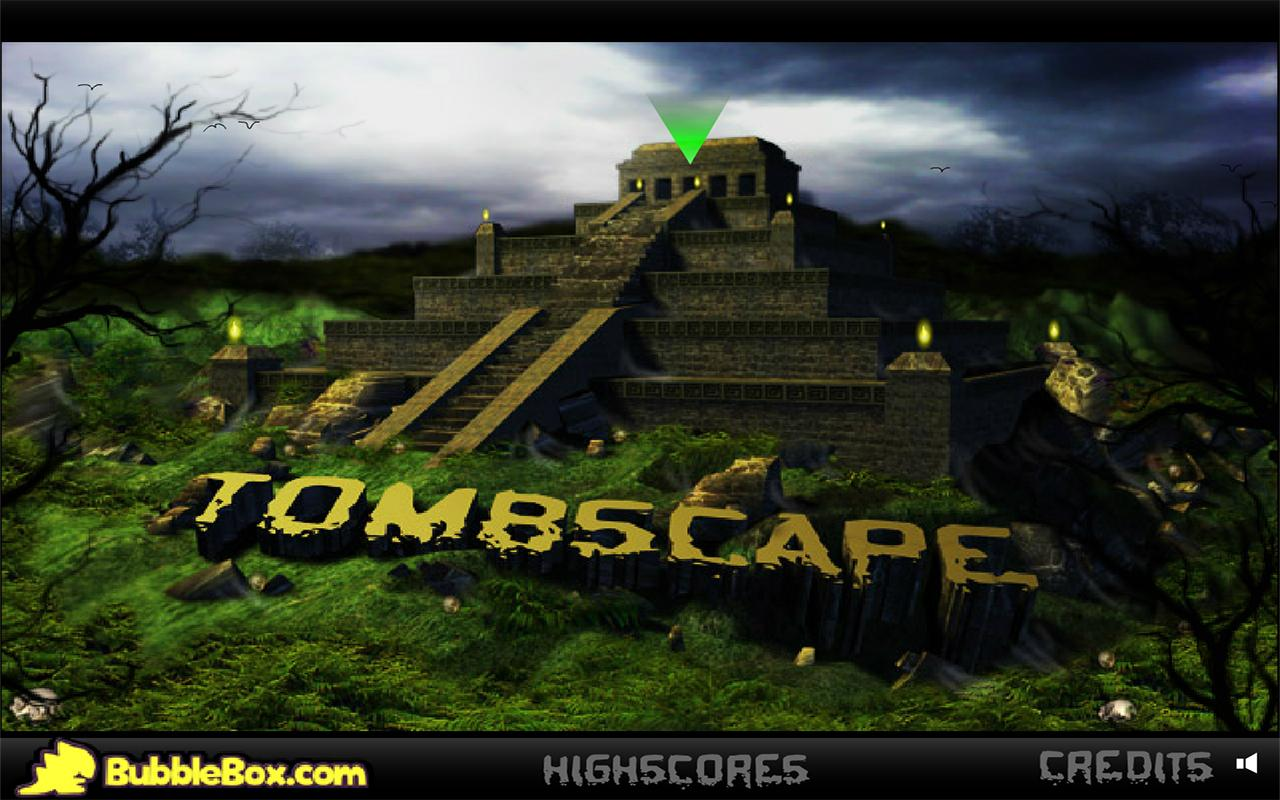 Tombscape - screenshot