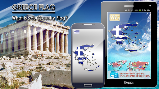 Noticon Flag: Greece