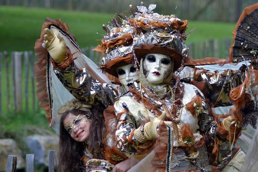 personnages de Venise by Muriel Charton - News & Events Entertainment