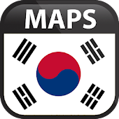 South Korea Maps