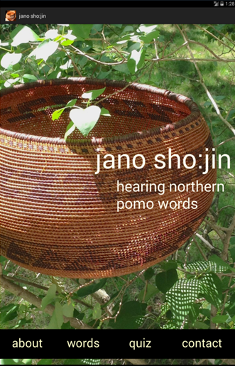 jano sho:jin - Northern Pomo- screenshot