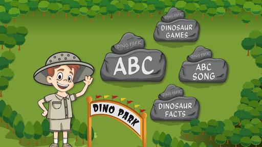 Dinosaur Park ABC Lite