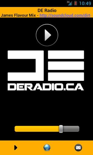 DE Radio App