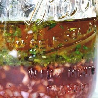 Tangerine-Brown Butter Vinaigrette
