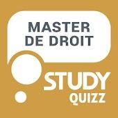 Master Droit Study Quizz