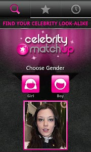 PicFace Celebrity Matchup screenshot 4
