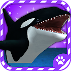 Virtual Pet Orca Killer Whale icon
