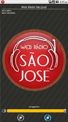 Web Rádio São José