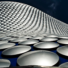 Selfridges Building Birmingham by Kevin Morris - Buildings & Architecture Other Exteriors ( shops, birmingham, selfridges building birmingham, city )