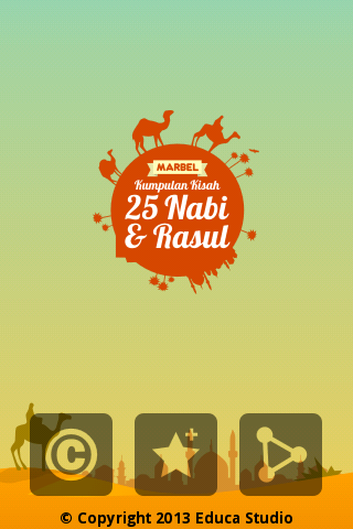 Marbel Kisah 25 Nabi- screenshot