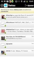 Screenshot of Tchat pour Geek : GeekLive