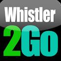 Whistler2Go! logo