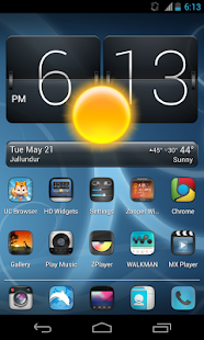 ELEGANCE APEX NOVA GO THEME - screenshot thumbnail