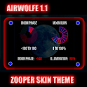 Airwolfe Zooper Skin Theme icon