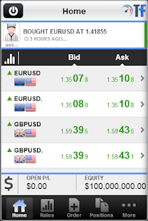 TurboForex Mobile Trader- screenshot thumbnail