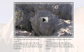 Screenshot of Nat Geo Explorer for Home