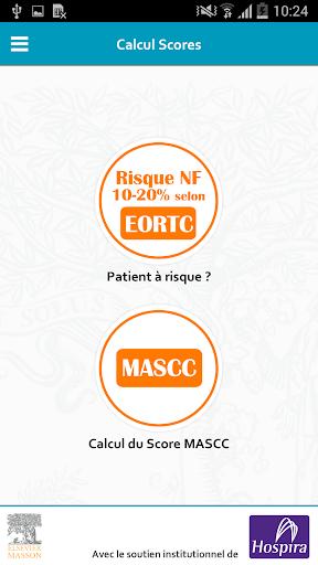 【免費醫療App】Cancéro Score-APP點子