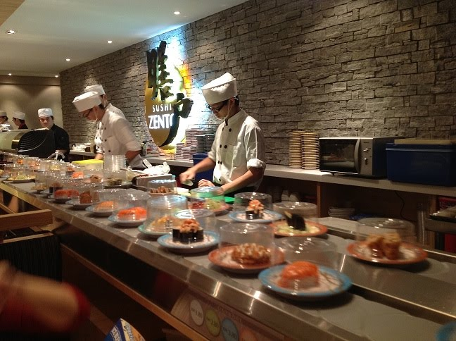 b613f4baebb6 Sushi Zento   Sushi Zento - Malaysia Food   Restaurant Reviews